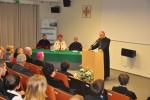 Inauguracja Roku Akademickiego w WSFH 02.10.2013 foto: Krzysztof Kosiarski