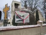 Odsłonięcie tablicy o klasztorze franciszkanów 9.12.2012