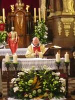 55-lecie kaplanstwa o. Blazeja 10.05.2014