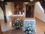 Obraz MB Czestochowskiej w klasztorze 06-07.10.2014