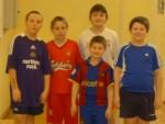 Zawody sportowe ministrantów 19.02 2011
