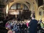 Rekolekcje szkolne W. Post - marzec 2012