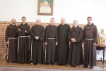 Minister Generalny o. MIchael Perry ofm w Radiu Maryja i u Ks. Biskupa 28.06.2013