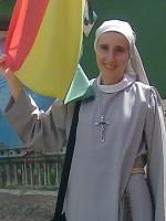 S. Amata Bohdanowicz - misje w Boliwii pazdziernik 2014