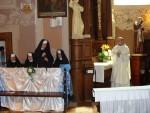 Dziękczynienie za śluby wieczyste S. Amaty Bohdanowicz 22.07.2012