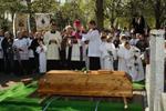 Pogrzeb ks.Prałata Józefa Batkowskiego 16.04.2007
